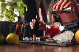 bartending school in north park ca